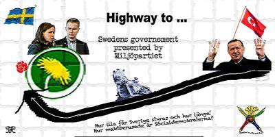 Highway to Sweden's Gov