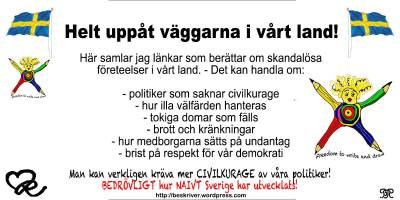 Beskriver naiva Sverige