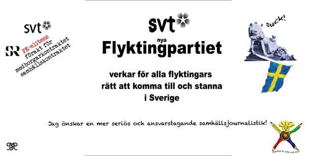 SVT - nya Flyktingpartiet