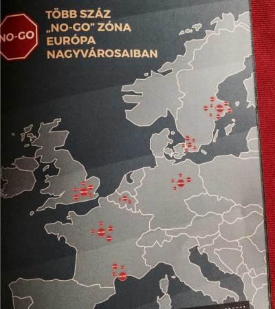 NO GO zoner i Europa