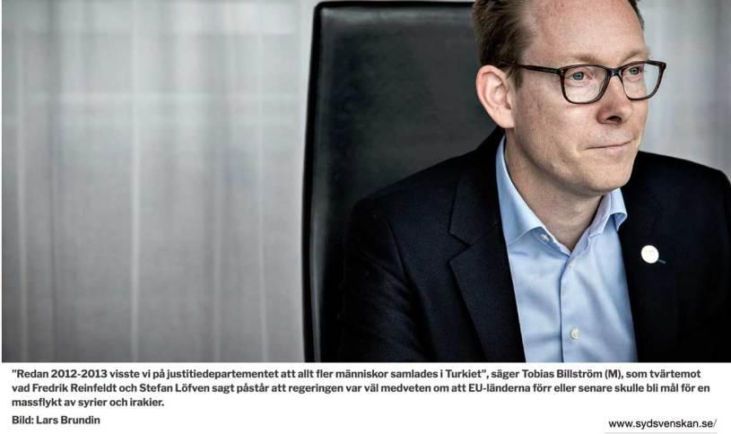 Volymer - Massor - Migrationspolitik - Billström.
