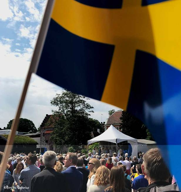 Svenska Flaggans Dag - Sveriges Nationaldag.