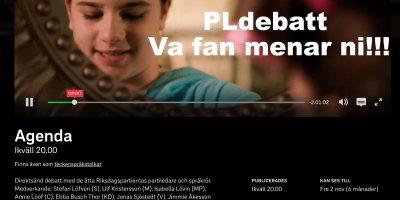 #SVTplay och #SVT - funktionsbrister och ensidighet - lågfungerande #PublicService för svenska medborgare.