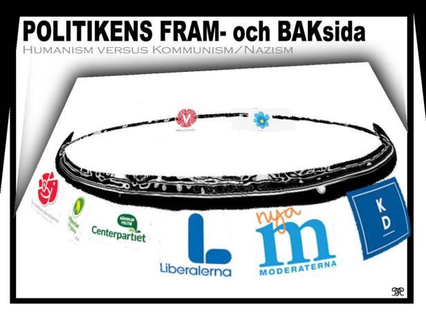 #svpol - Fram- och Baksida
