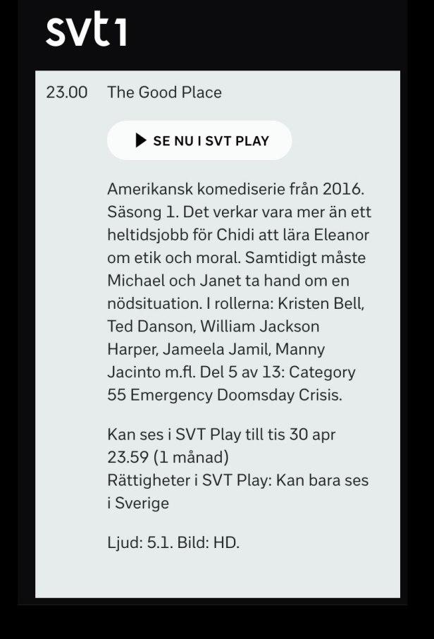 SVT & Skatten - Varför kan man inte som svensk medborgare och skattebetalare se SVTplay i EU och övriga världen?